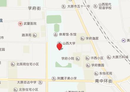 山西大学GRE考点查询/评价/地图/介绍