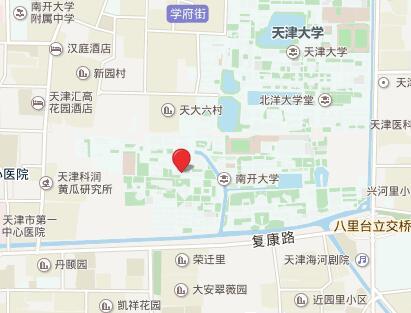 天津南开大学GRE考点查询/评价/地图/介绍