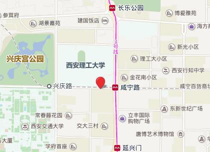 西安交通大学GRE考点查询/评价/地图/介绍