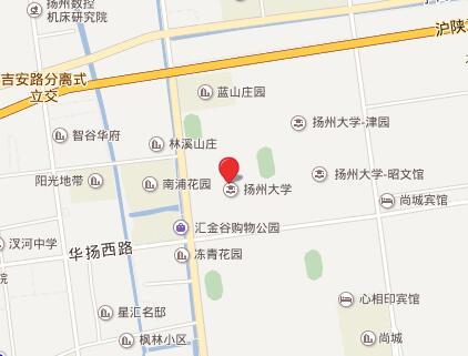 扬州大学GRE考点查询/评价/地图/介绍