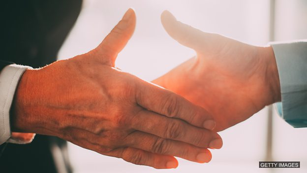 Gentleman's agreement 君子协定