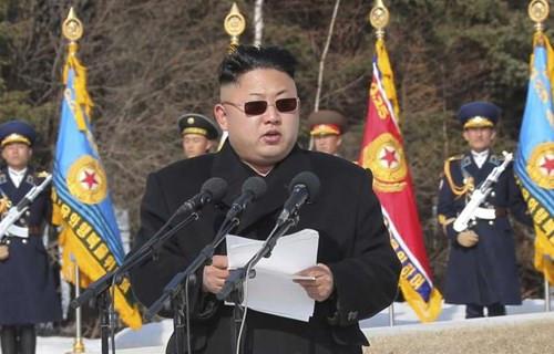 特朗普谴责朝鲜残暴行为 朝鲜回应:神经病(双语)