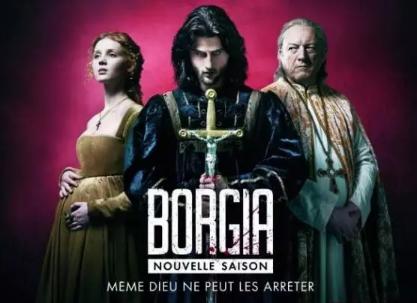 电影学法语:Borgia波吉亚家族豆瓣8分