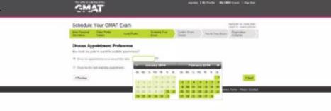 GMAT考试报名步骤图解