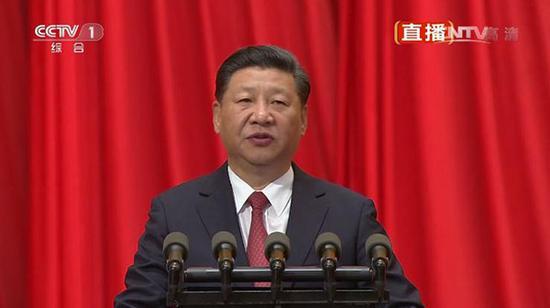 习近平主席在建军90周年大会上的讲话(双语)