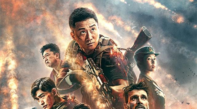 恭喜!《战狼2》登顶全球票房冠军(双语)