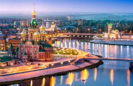 金砖国家俄罗斯Russie西班牙语简介(组图)