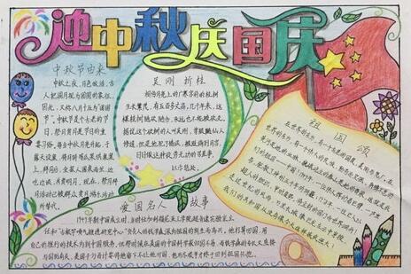 国庆节黑板报内容图片大全 (来源:新东方在线论坛)   以上