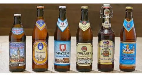 德国文化:6种著名德国啤酒(图)