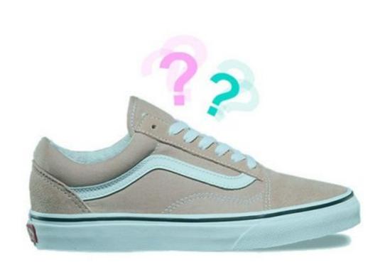 网民吵疯了:这双鞋是灰绿还是白粉?(双语)