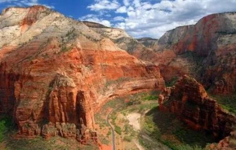 托福背景材料:美国国家公园图1