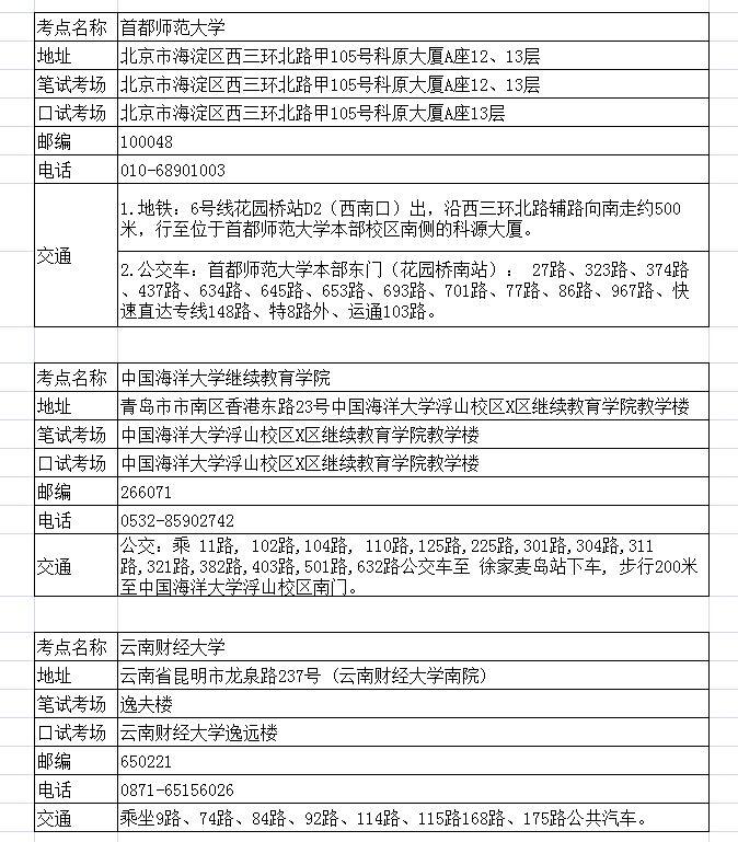 北京、青岛和昆明考点增加用于英国签证及移民的雅思考试