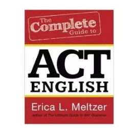 ACT英语备考书籍推荐