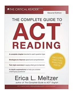 ACT阅读备考书籍推荐
