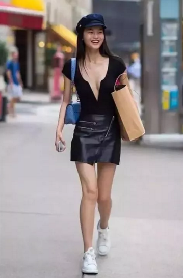 2017年维密秀中国面孔:谢欣