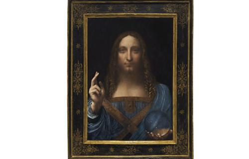 史上最贵达·芬奇画作拍出4.5亿美元天价(双语)