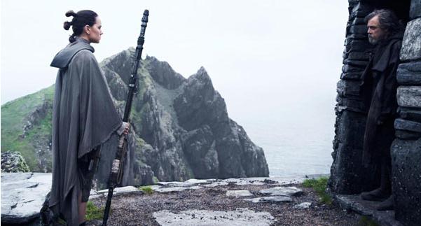 12月必看的8部电影:《星球大战8:最后的绝地武士》