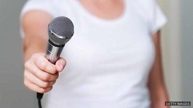 The science of singing 歌唱背后的科学知识