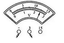 中考物理必考的15个实验:用电压表测电压