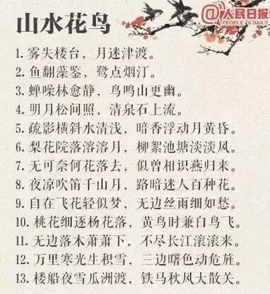 2018中考优秀作文素材:100句对偶佳句[1]