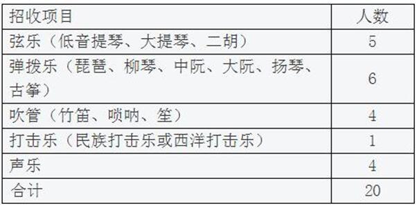上海财经大学2018年高水平艺术团招生简章