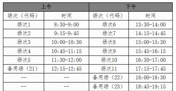 广西2018年上半年大学英语四六级考试报名公告