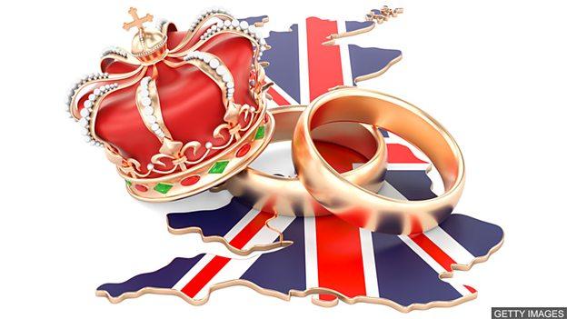 哈里王子和梅根·马克尔的爱情之旅
