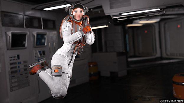 Women in space 太空女性