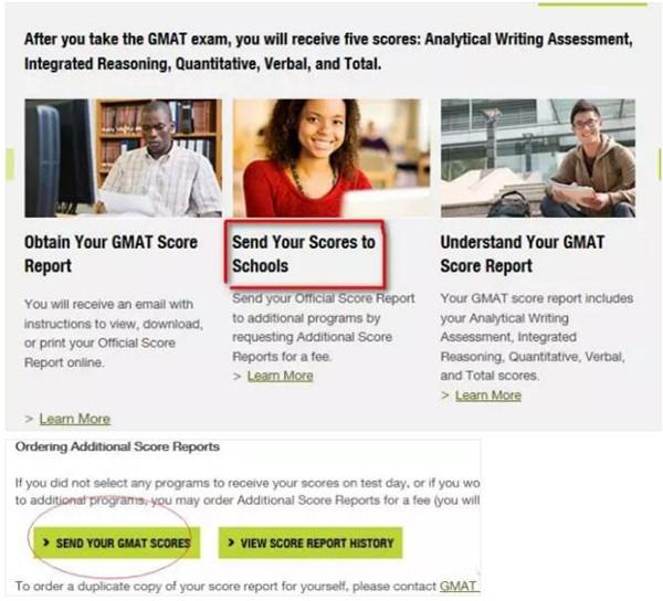 GMAT成绩送分攻略(图解)