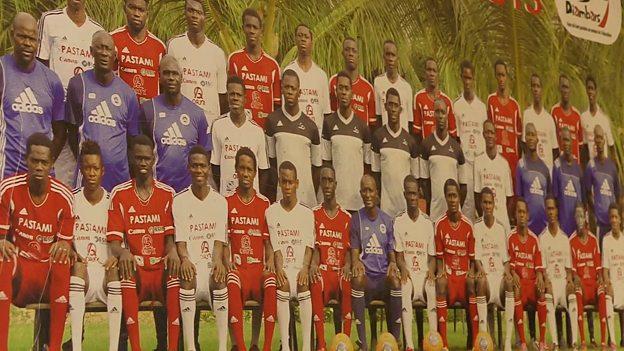 迪亚姆巴斯足球学院四名毕业生参加世界杯