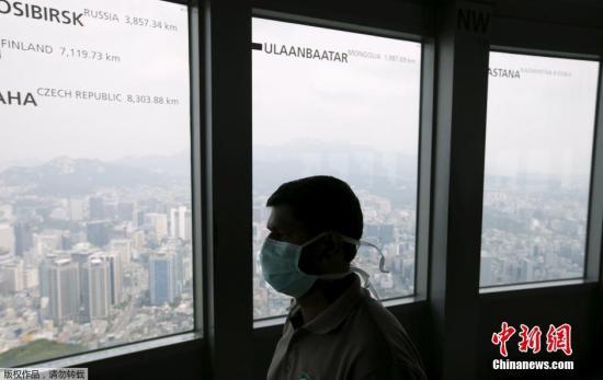 韩国重现中东呼吸综合征病例 多人被隔离(双语)