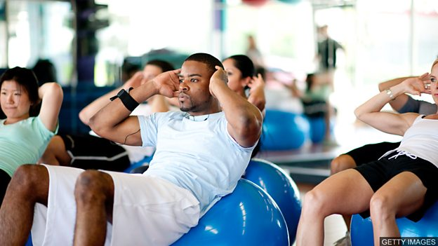 Work out 锻炼身体
