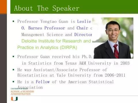 美国研究生留学最火的专业:商业分析(上)