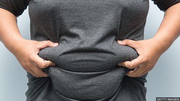被脂肪阻塞的细胞可解释为何肥胖能致癌