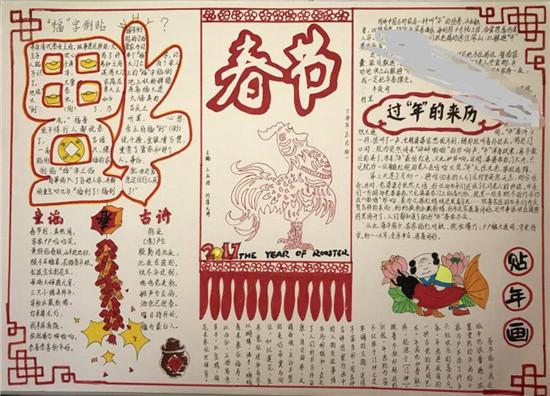 关于春节的手抄报内容资料大全(第4页)_高考_新东方