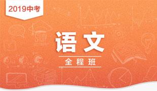 2019中考语文全程班