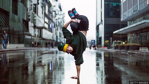 霹雳舞被提议成为 2024 巴黎奥运会正式项目