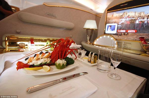 盘点最好吃的飞机餐(组图)