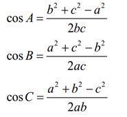 ACT考前必看: ACT数学必考公式