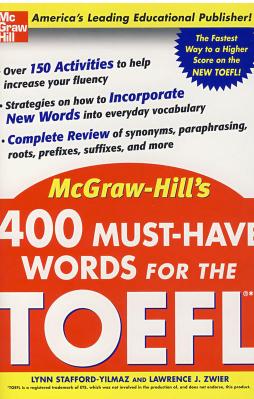 《托福必备词汇400》