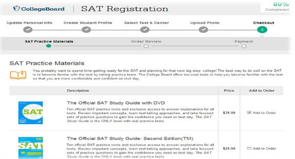 SAT报名官网注册流程详解(完整版)