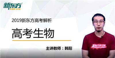 2019北京高考生物试卷解析