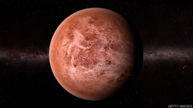 Clouds of Venus too dry to support life, study finds 研究发现金星云层太