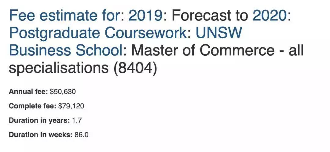 【留学费用】2020年澳洲八大学费涨幅与雅思要求